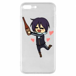 Чохол для iPhone 8 Plus Noragami and drink