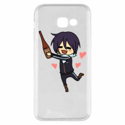 Чохол для Samsung A5 2017 Noragami and drink