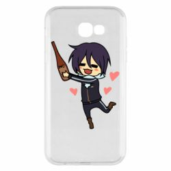 Чохол для Samsung A7 2017 Noragami and drink