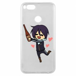 Чохол для Xiaomi Mi A1 Noragami and drink