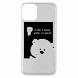 Чохол для iPhone 11 Northern Bears