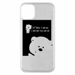 Чохол для iPhone 11 Pro Northern Bears