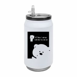Термобанка 350ml Northern Bears