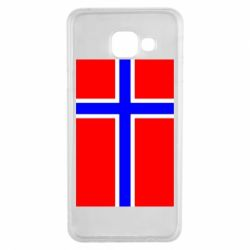 Чохол для Samsung A3 2016 Норвегія