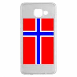 Чохол для Samsung A5 2016 Норвегія