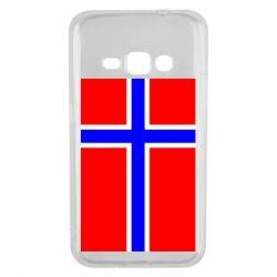Чохол для Samsung J1 2016 Норвегія