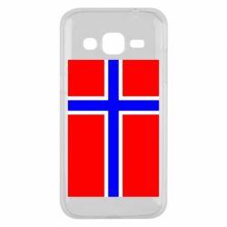Чохол для Samsung J2 2015 Норвегія