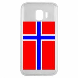 Чохол для Samsung J2 2018 Норвегія