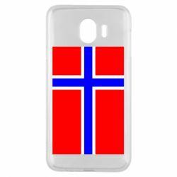 Чохол для Samsung J4 Норвегія