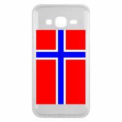 Чохол для Samsung J5 2015 Норвегія