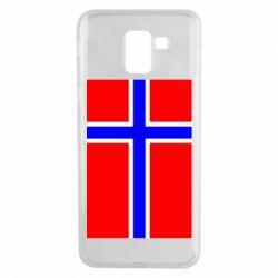Чохол для Samsung J6 Норвегія