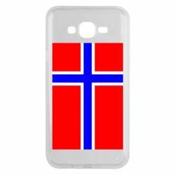 Чохол для Samsung J7 2015 Норвегія
