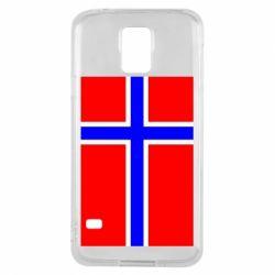Чохол для Samsung S5 Норвегія