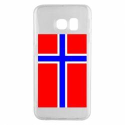 Чохол для Samsung S6 EDGE Норвегія