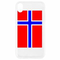Чохол для iPhone XR Норвегія