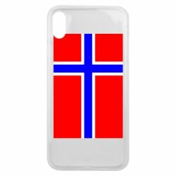 Чохол для iPhone Xs Max Норвегія