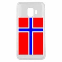 Чохол для Samsung J2 Core Норвегія