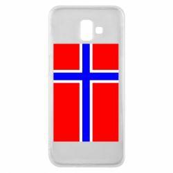 Чохол для Samsung J6 Plus 2018 Норвегія