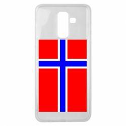 Чохол для Samsung J8 2018 Норвегія