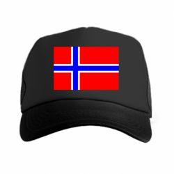 Кепка-тракер Норвегия - FatLine
