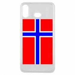 Чохол для Samsung A6s Норвегія