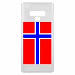 Чохол для Samsung Note 9 Норвегія