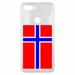 Чохол для Xiaomi Mi8 Lite Норвегія
