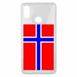 Чохол для Xiaomi Mi Max 3 Норвегія