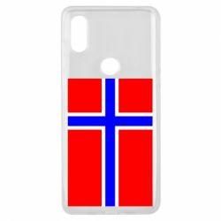 Чохол для Xiaomi Mi Mix 3 Норвегія