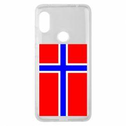 Чохол для Xiaomi Redmi Note Pro 6 Норвегія