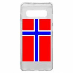 Чохол для Samsung S10+ Норвегія