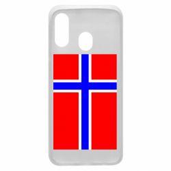 Чохол для Samsung A40 Норвегія