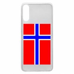 Чохол для Samsung A70 Норвегія