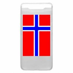 Чохол для Samsung A80 Норвегія