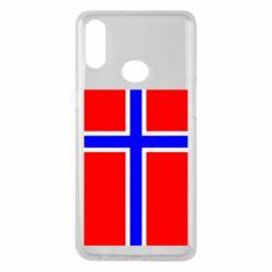 Чохол для Samsung A10s Норвегія