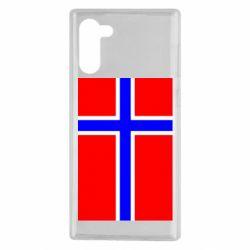 Чохол для Samsung Note 10 Норвегія