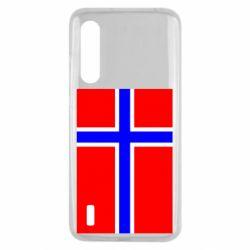 Чохол для Xiaomi Mi9 Lite Норвегія