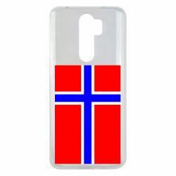 Чохол для Xiaomi Redmi Note 8 Pro Норвегія