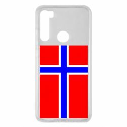 Чохол для Xiaomi Redmi Note 8 Норвегія