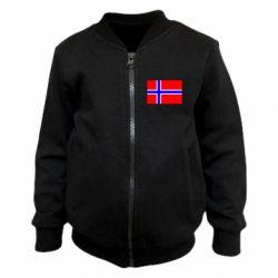 Дитячий бомбер Норвегія