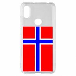 Чохол для Xiaomi Redmi S2 Норвегія