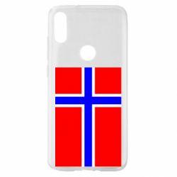 Чохол для Xiaomi Mi Play Норвегія