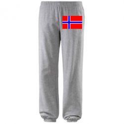 Штаны Норвегия - FatLine