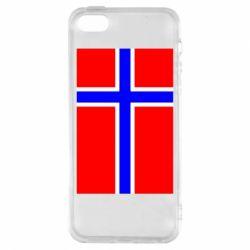 Чохол для iphone 5/5S/SE Норвегія