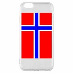 Чохол для iPhone 6/6S Норвегія