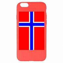 Чохол для iPhone 6 Plus/6S Plus Норвегія