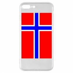 Чохол для iPhone 7 Plus Норвегія