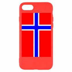 Чохол для iPhone 8 Норвегія