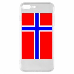 Чохол для iPhone 8 Plus Норвегія