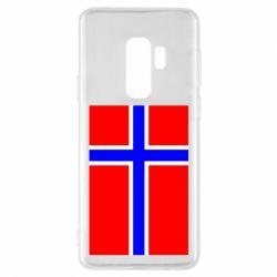 Чохол для Samsung S9+ Норвегія